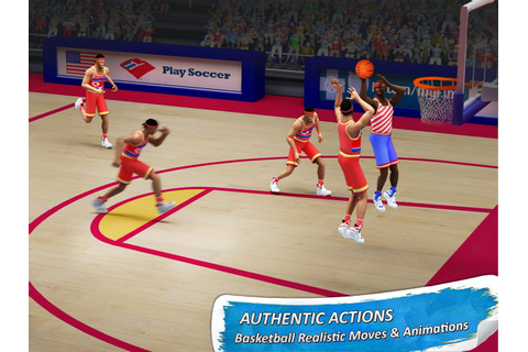 Play Basketball Slam Dunks - Android Apps on Google Play