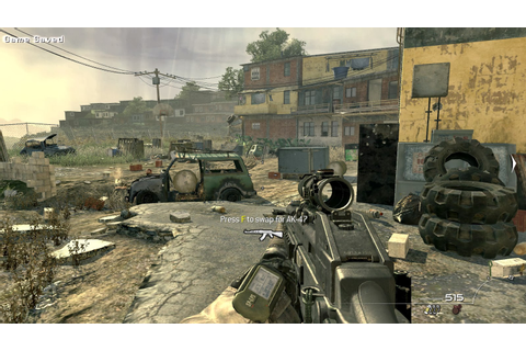 Call of Duty Modern Warfare 2 PC Download Free Full ...