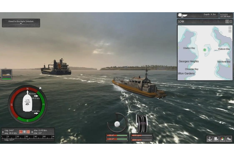Free Download Game Ship Simulator Extreme 2010 - SKIDROW