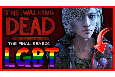 "VIOLET LGBT CONFIRMED? ""The Walking Dead: Season 4 Game ..."