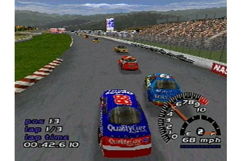 Collectoid : NASCAR 2000 : EA Sports