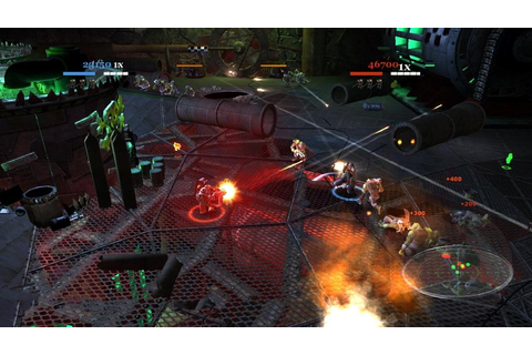 Warhammer 40.000 : Kill Team (Jeu Xbox 360) - Images ...