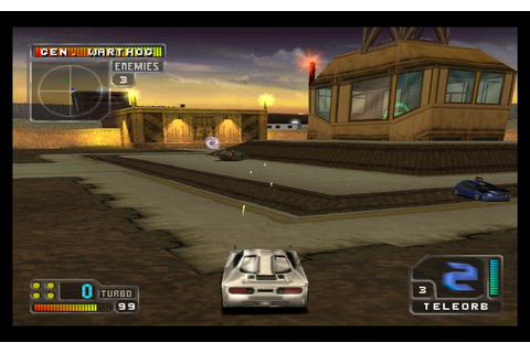 Juegos Console: Twisted Metal 4 (PS1) 1999