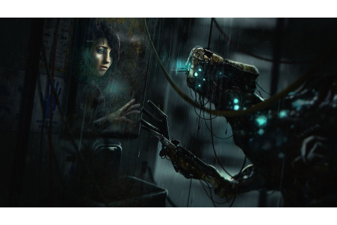 SOMA, Frictional Games, Robot, Horror, Video Games ...