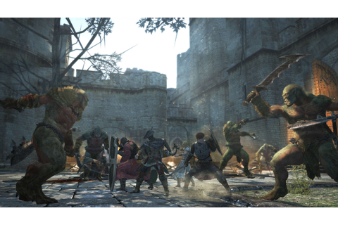 Dragon's Dogma Online screens show the game's different ...