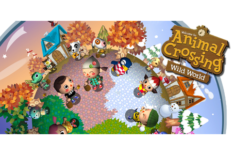 Video: Animal Crossing: Wild World Virtual Console Trailer ...