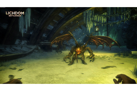 Lichdom: Battlemage - screenshots gallery - screenshot 5 ...
