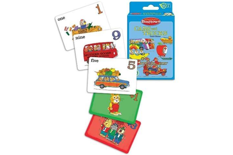 Brybelly Holdings TWON-13 Richard Scarrys Busytown Cars ...