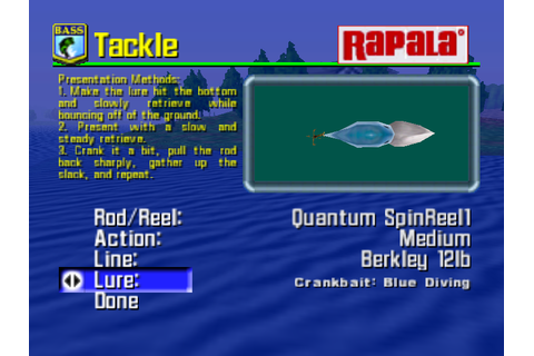BassMasters 2000 Download Game | GameFabrique