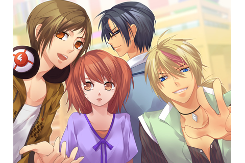Otome World: RE Alistair++ CG Gallery