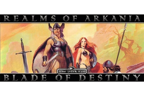 Realms of Arkania 1 - Blade of Destiny Classic on Steam ...