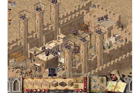 Heaven Of Gamers: Stronghold Crusader Review