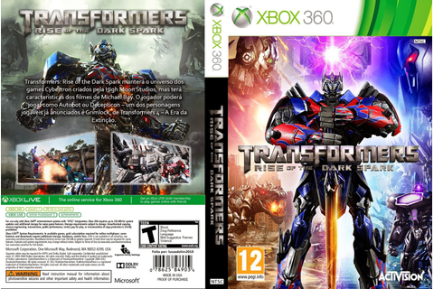 Transformers - Rise of the Dark Spark (2014 Cover) ~ Giga ...