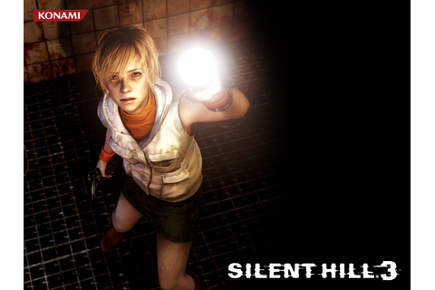 Pretty Cool Games: SILENT HILL 3!