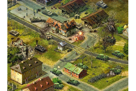 Blitzkrieg Anthology Game - Free Download Full Version For Pc