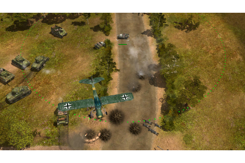 Codename Panzers: Phase One - Download - Free GoG PC Games