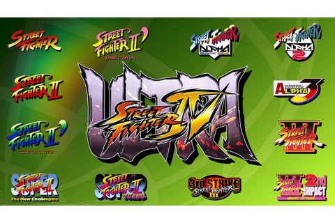 Street Fighter 30th Anniversary Collection - Pre-order ...