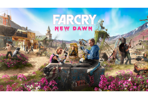 Far Cry New Dawn Cover art 2019 Game 4K Wallpapers | HD ...