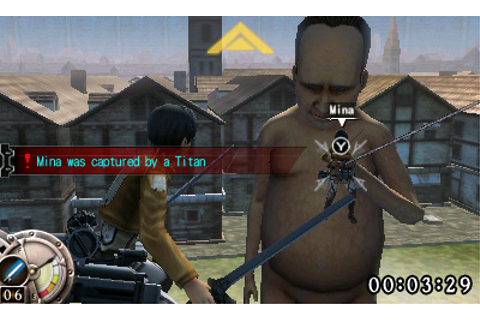 Attack on Titan: Humanity in Chains (3DS) News, Reviews ...