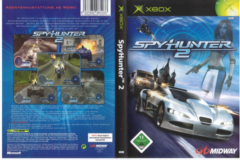 Game Zone: SPY HUNTER 2