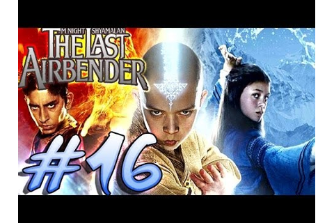 The Last Airbender (Wii) Avatar Game Walkthrough Part 16 ...