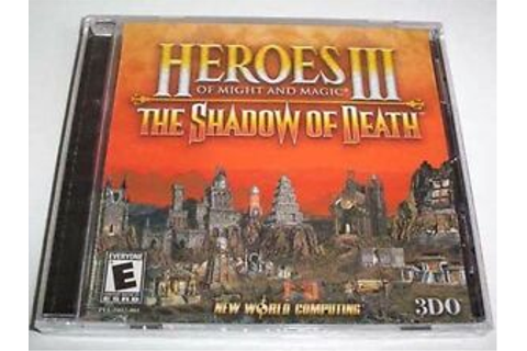 Heroes of Might and Magic 3 - The Shadow of Death ...