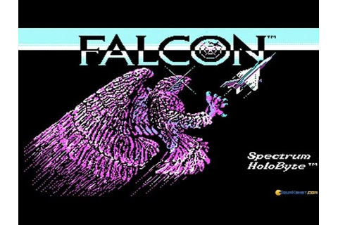 Falcon gameplay (PC Game, 1987) - YouTube
