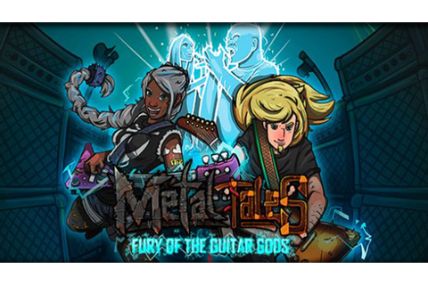 Metal Tales: Fury of the Guitar Gods Free Game Download ...