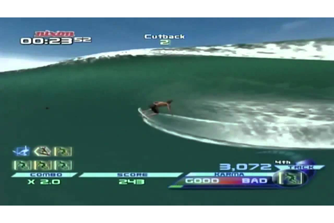 Transworld Surf - Orginal Xbox - YouTube