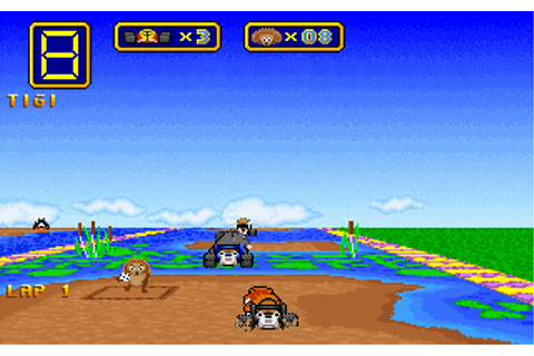 Wacky Wheels - My Abandonware