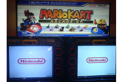 Community Blog by Butmac // Mario Kart Arcade GP