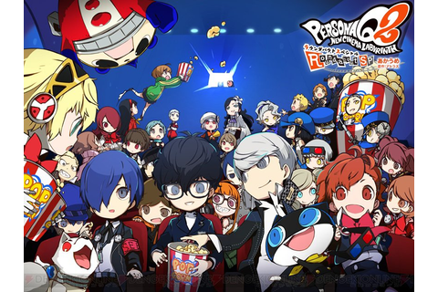 Persona Q2: New Cinema Labyrinth Roundabout Special ...