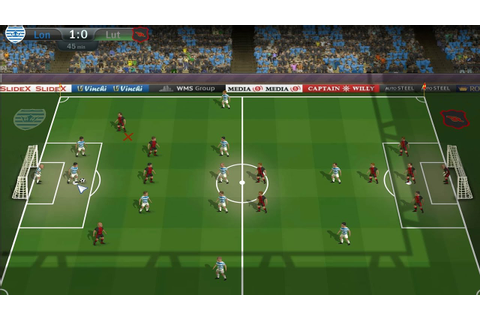 Football Tactics Gameplay (PC HD) [1080p] - YouTube