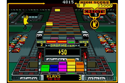 Klax Download on Games4Win