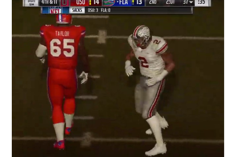 A Modified 'NCAA Football' Video Game Is Coming Back ...