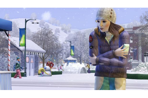 The Sims 3: Seasons Free Download « IGGGAMES