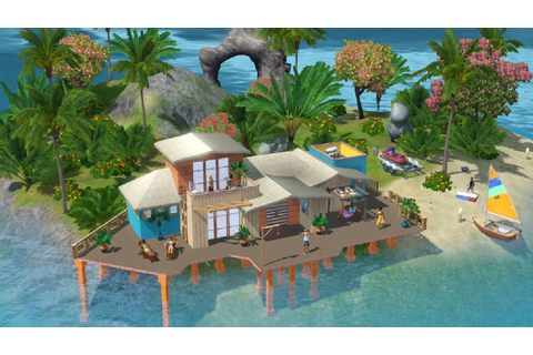 The Sims 3 Island Paradise [Add On] Single Link Iso ...
