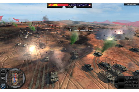 World in Conflict Fun Maps addon - Mod DB