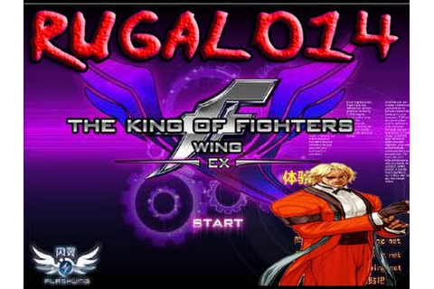 DESCARGAR The King Of Fighters Wing EX trial Version [2014 ...