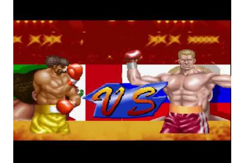 Best Bout Boxing Arcade | 1cc Playthrough - YouTube