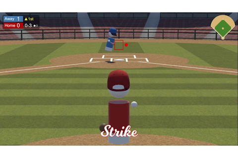 New VR Baseball Game: Double Play - YouTube
