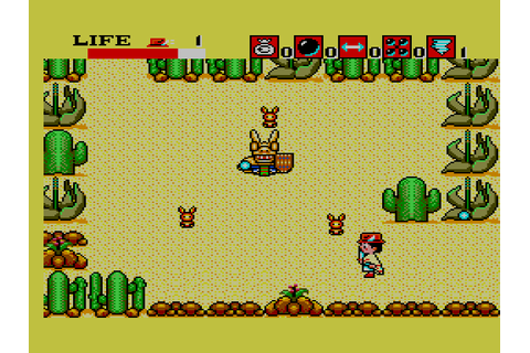 Aztec Adventure: The Golden Road to Paradise - Sega Does