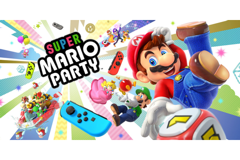 Super Mario Party | Nintendo Switch | Games | Nintendo