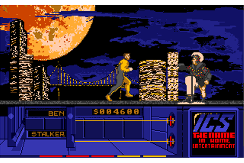 Download The Running Man - My Abandonware