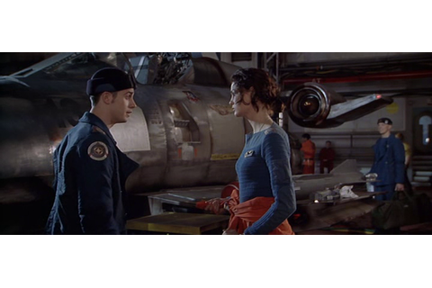 Image - Blair meets angel.png | Wing Commander Information ...