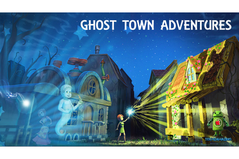 Ghost Town Adventures (iOS/Android) Gameplay HD - YouTube
