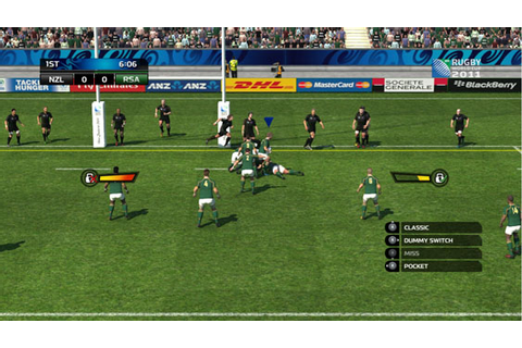 Rugby World Cup 2011 game offers experienced commentary ...