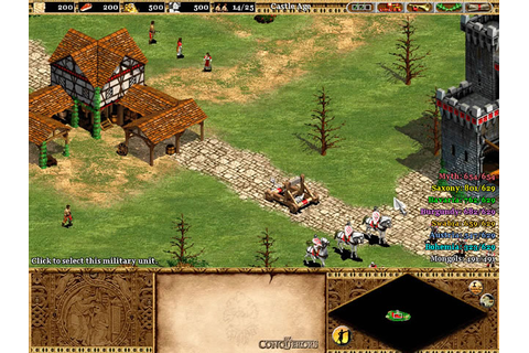 Age of Empires 2: The Age of Kings strategy for Windows ...
