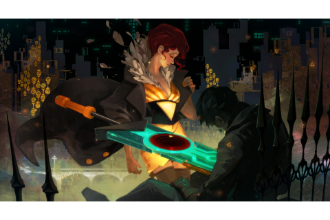 Transistor review: SuperGiant makes its stunning PS4 debut ...
