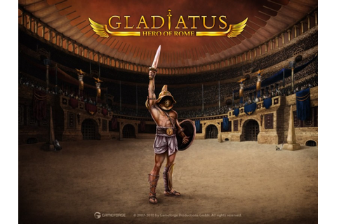 Gladiator - Online Multiplayer Game (MMO) Free